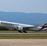 Emirates started ZAG daily flight