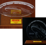 DHL: R-BAG is the most improved country