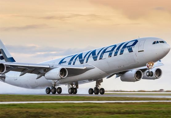 Finnair Cargo new GSA:R-BAG