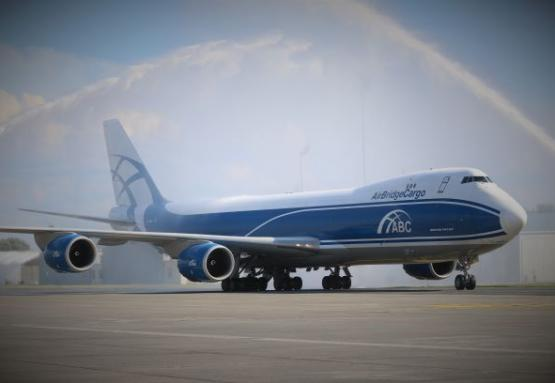 New direct BUD on AirBridgeCargo