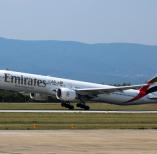 Emirates started ZAG daily flight